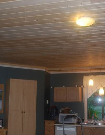 Refreshed-ceiling-with-knotty-pine-tongue-and-groove-and-refreshed-and-repaired-existing-lighting-and-installed-new-pendant-lighting-in-the-kitchen2
